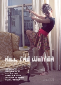 Colorful skirt shoot for  Blend magazine.