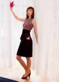 Tsuru skirt
