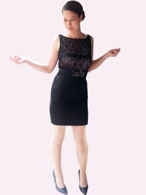 Ama short skirt